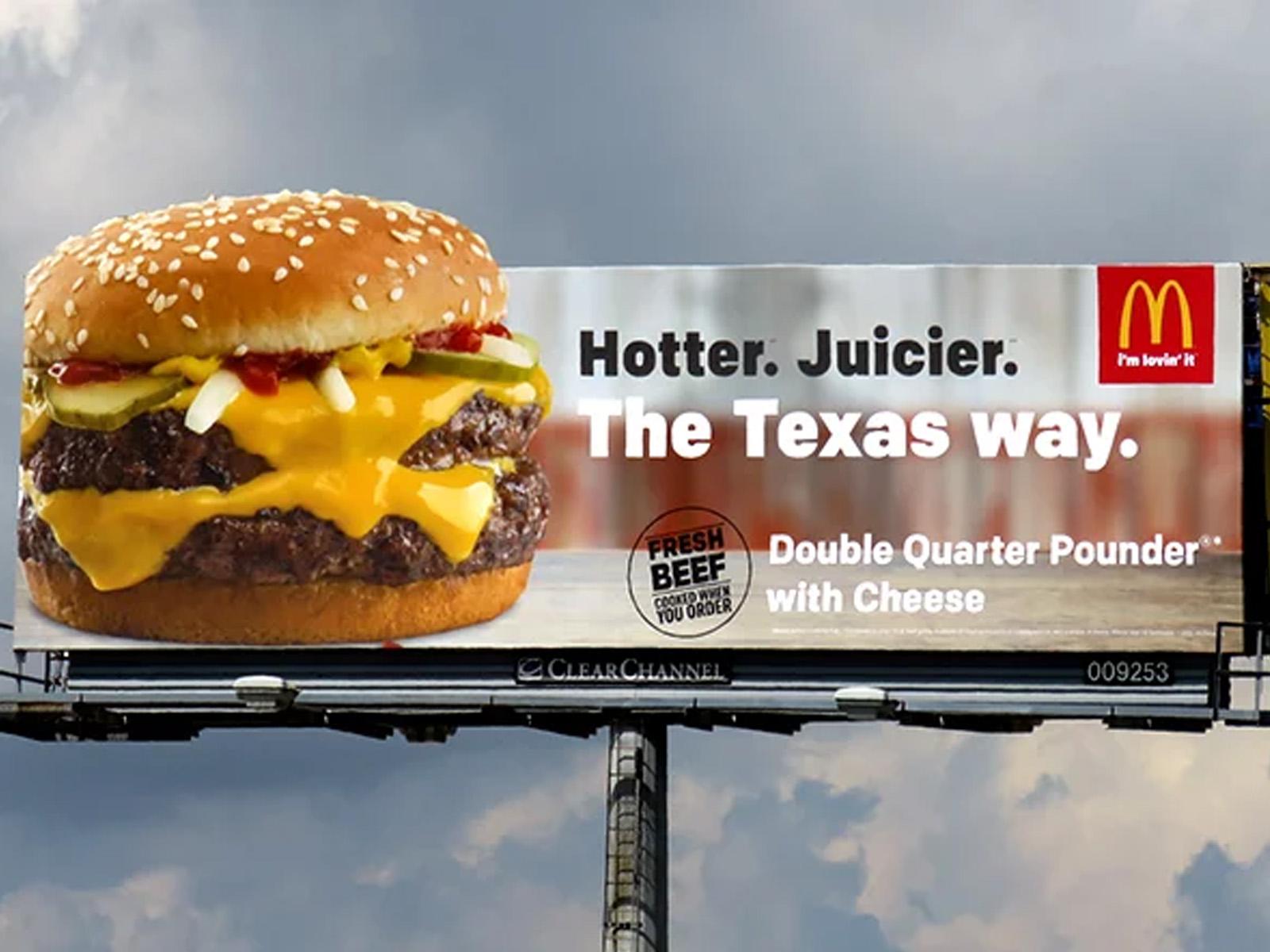 Billboard Makanan Yang Dijamin Bikin Ngiler