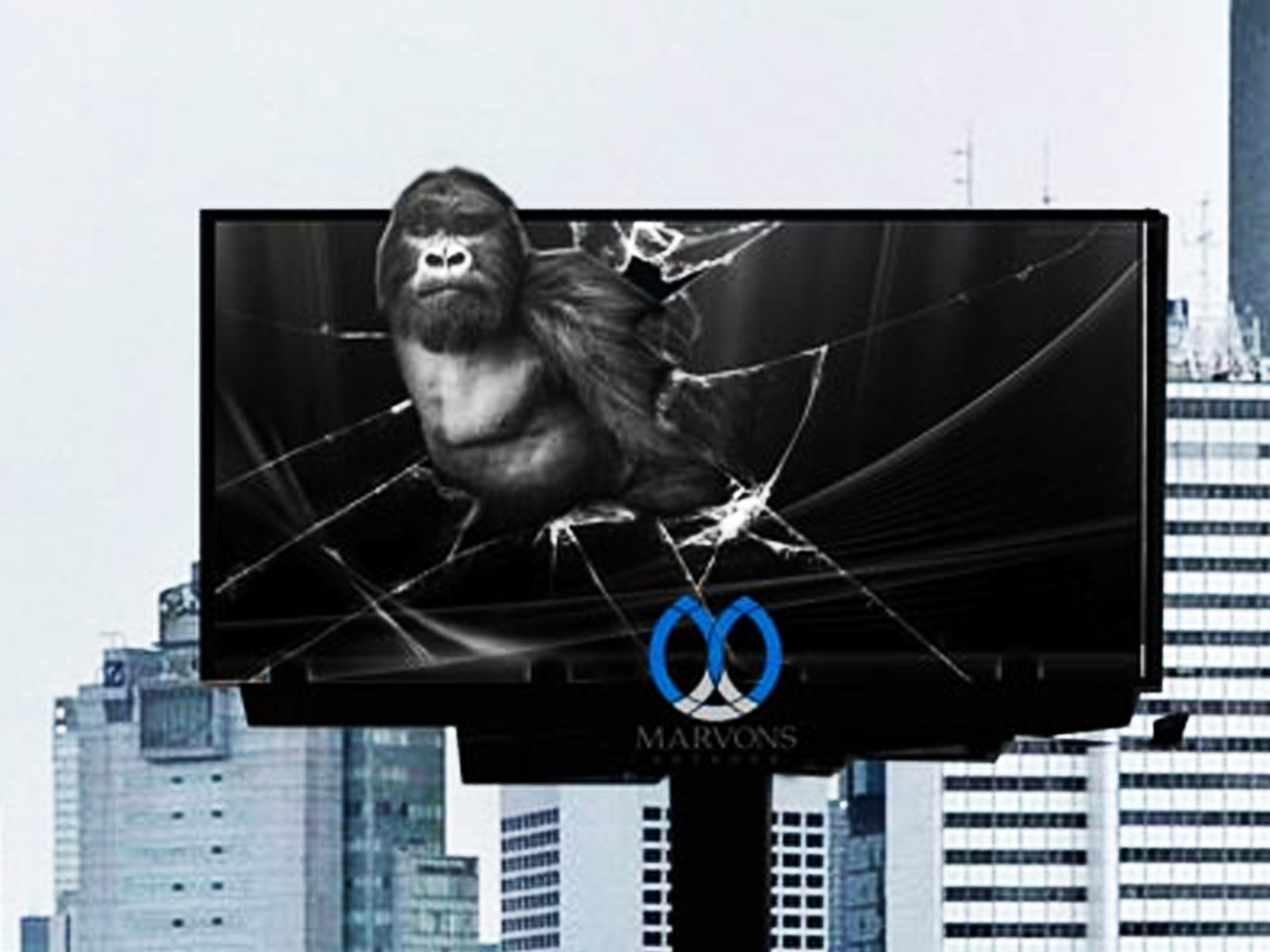 3 D Billboard Yang Fun dan Kreatif