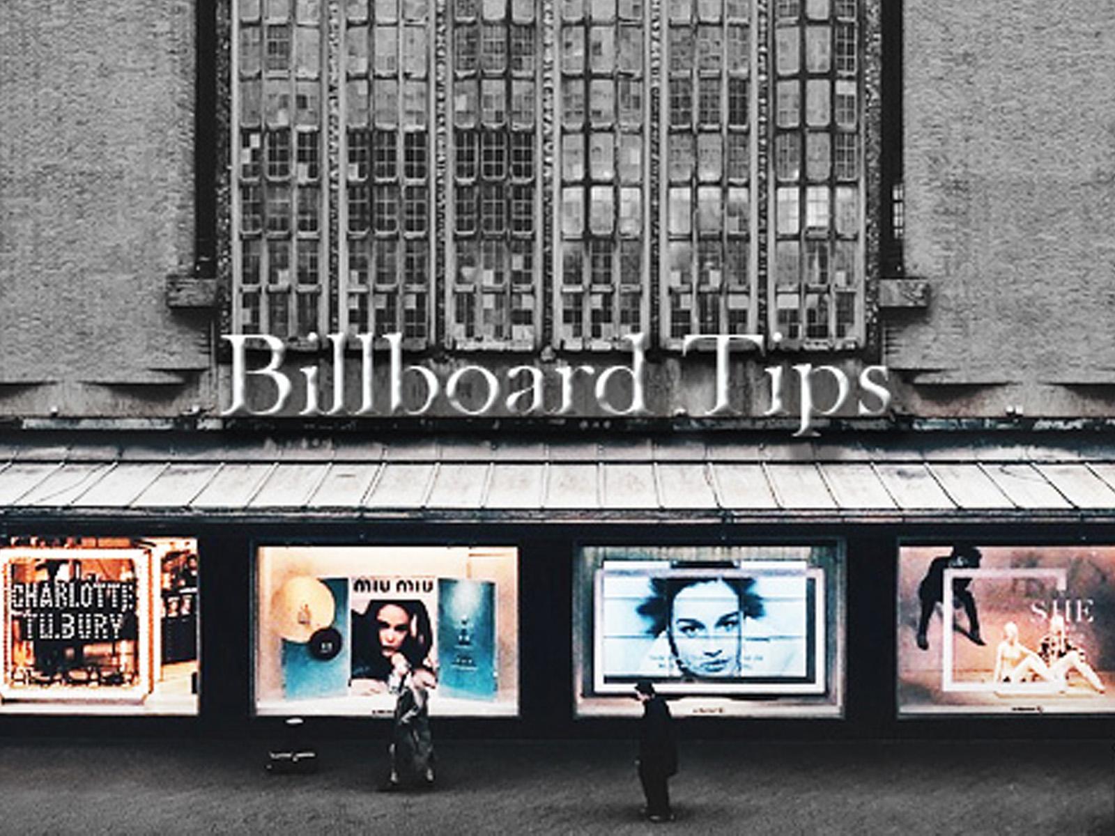 10 Tips Untuk Memasang Iklan Billboard