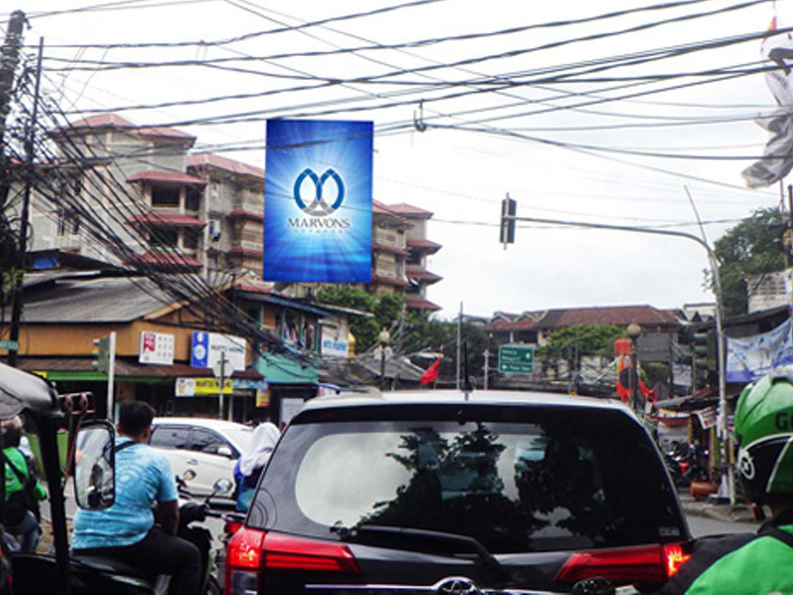 Keputusan Tepat Beriklan di Billboard Tebet (Warteg Warmo) Jakarta Selatan