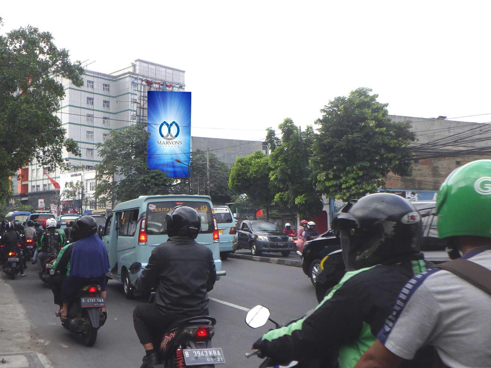 Dewi Sartika (MV 043) - 5 m x 10 m x 1 mk  Vertikal