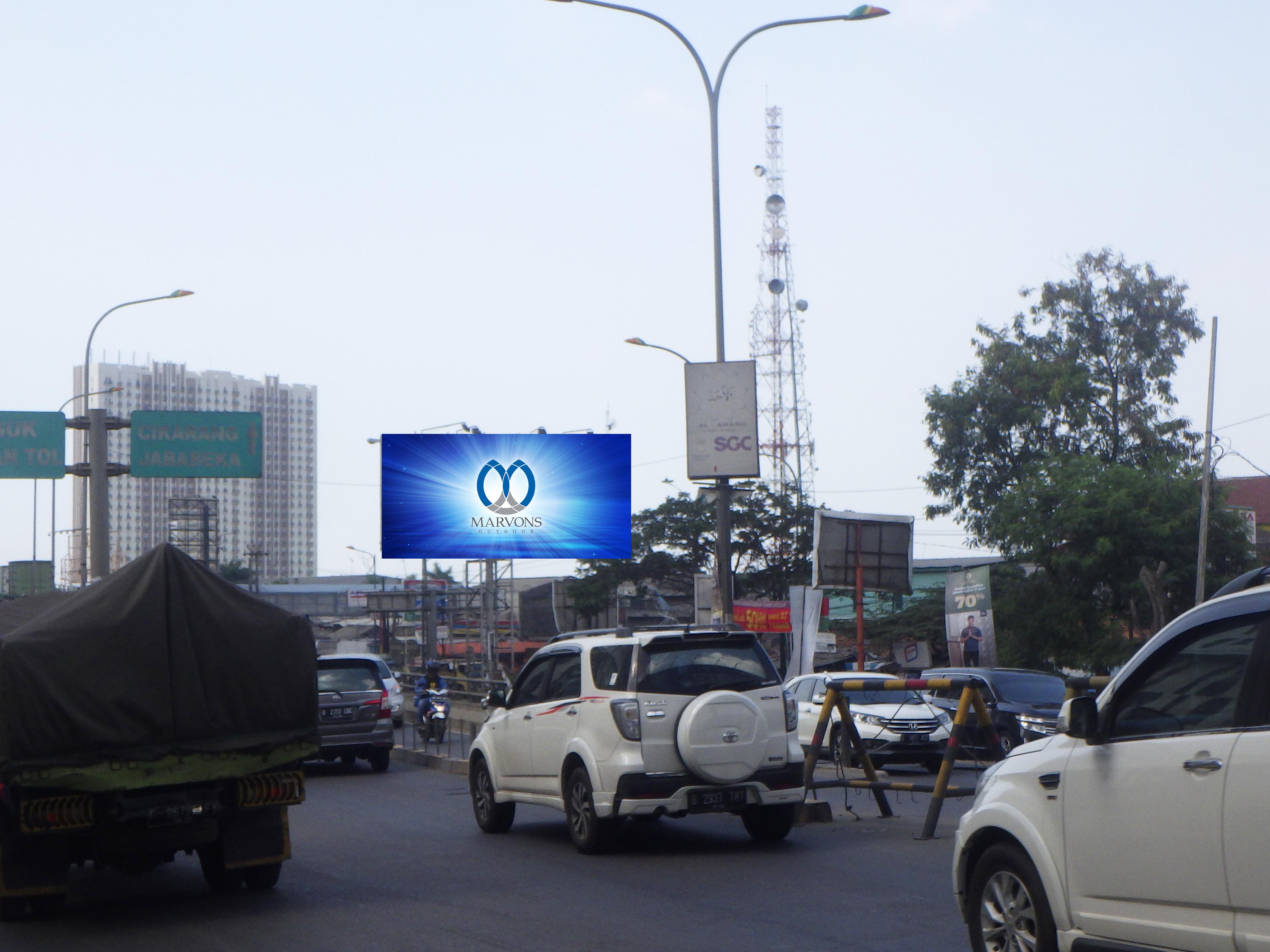 PT. Marvons Media Utama - Cikarang (MV 056) - 5 m x 10 m x 2 mk Horizontal