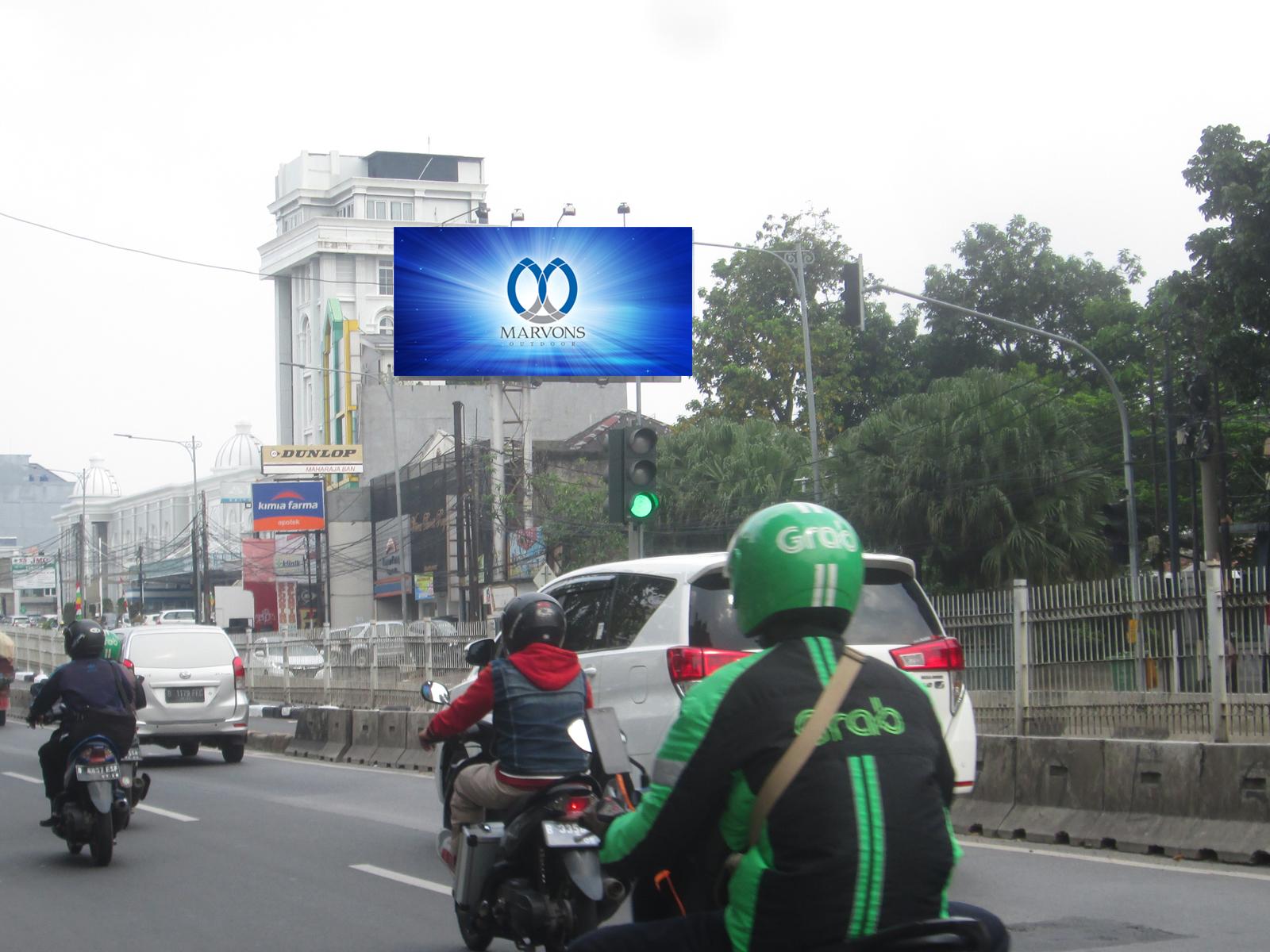 Warung Buncit (JMC) (MV 009) - 5 m x 10 m x 2 mk Horizontal